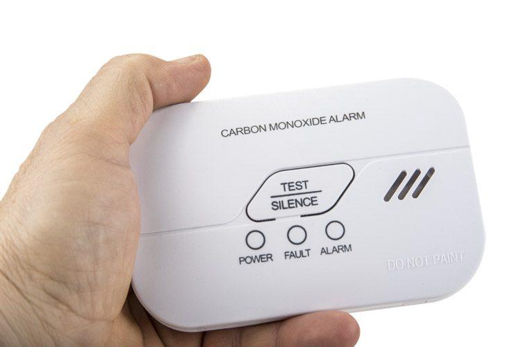 Carbon Monoxide Tester