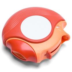 Accuhaler inhaler